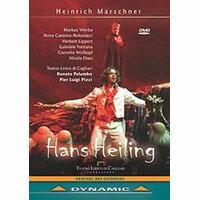馬斯納:歌劇《漢斯.梅林》 Jules Massenet: Hans Heiling (2DVD)【Dynamic】 0