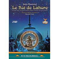 馬斯奈:歌劇《拉霍國王》 Jules Massenet: Le Roi de Lahore (2DVD)【Dynamic】 0