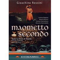 羅西尼:歌劇《穆罕默德二世》 Gioachino Rossini: Maometto Secondo (2DVD)【Dynamic】 0
