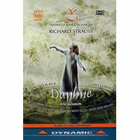理查.史特勞斯:歌劇《達芙妮》 Richard Strauss: Daphne (DVD)【Dynamic】 0