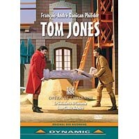 菲力多:歌劇《湯姆.瓊斯》 Danican Philidor: Tom Jones (DVD)【Dynamic】 0