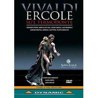 韋瓦第:歌劇《赫拉客勒斯在特摩東特》 Antonio Vivaldi: Ercole Su'l termodonte (DVD)【Dynamic】 0