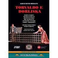 羅西尼:歌劇《托爾瓦多與波莉斯卡》 Gioachino Rossini: Torvaldo e Dorliska (2DVD)【Dynamic】 0