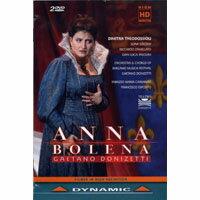 董尼才第:歌劇《安娜.波莉娜》 Gaetano Donizetti: Anna Bolena (2DVD)【Dynamic】 0
