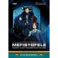 博伊托:歌劇《梅菲斯特費勒斯》 Arrigo Boito: Mefistofele (2DVD)【Dynamic】 0
