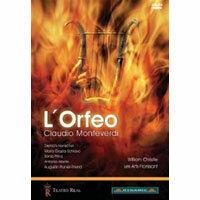 蒙台威爾第:歌劇《奧菲歐》 Claudio Monteverdi: L'Orfeo (DVD)【Dynamic】 0