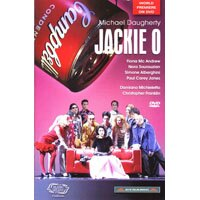 道爾替:歌劇《Jackie O》 Michael Daugherty: Jackie O (DVD)【Dynamic】 0