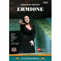 羅西尼:歌劇《海蜜安妮》 Gioachino Rossini: Ermione (2DVD)【Dynamic】 0