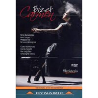 比才:歌劇《卡門》 Georges Bizet: Carmen (2DVD)【Dynamic】 0