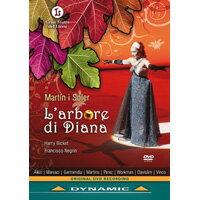 索勒:歌劇《黛安娜的樹》 Vicente Martin y Soler: L'arbore di Diana (DVD)【Dynamic】 0