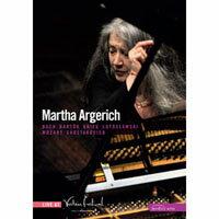 鋼琴女皇 阿格麗希與她的朋友們~韋爾比亞音樂節現場 Martha Argerich – Verbier 2007-2008 (DVD) 【EuroArts】 0