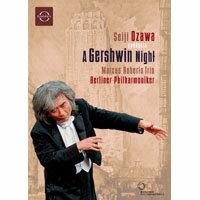 蓋西文之夜~2003溫布尼音樂會 Ozawa: A Gershwin Night (DVD) 【EuroArts】 0