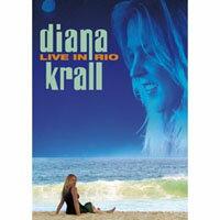 黛安娜.克瑞兒:情迷里約演唱會 Diana Krall: Live in Rio (DVD) 【Evosound】 0