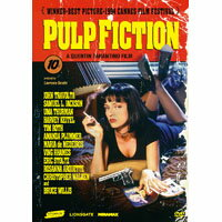 黑色追緝令 Pulp Fiction (DVD) 0