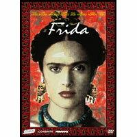 揮灑烈愛 Frida (DVD)