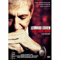 李歐納.科恩:我是你的男人 Leonard Cohen: I'm your man (DVD) - 限時優惠好康折扣