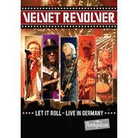絲絨左輪:搖滾吧!德國演唱會 Velvet Revolver: Let It Roll – Live In Germany (DVD) 【Evosound】