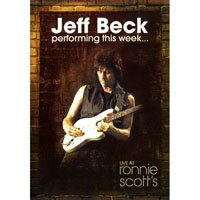 傑夫.貝克:現場演唱會 Jeff Beck: Performing This Week - Live at Ronnie Scott's (DVD) 【Evosound】 0