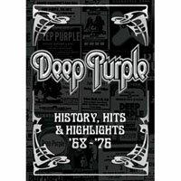 深紫色樂團:歷史、精選&花絮 Deep Purple: History, Hits & Highlights '68 - '76 (2DVD) 【Evosound】 - 限時優惠好康折扣