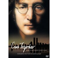 齊聚一堂:約翰藍儂致敬之夜 V.A.: Come Together - A Night For John Lennon's Words & Music (DVD) 【Evosound】 - 限時優惠好康折扣