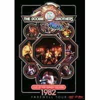 杜比兄弟合唱團:告別之旅演唱會 Doobie Brothers: Live at the Greek Theatre '82 (DVD) 【Evosound】 0