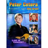 彼得塞特拉 & 艾美葛蘭特:Live現場 Peter Cetera and Amy Grant: Live in concert (DVD) 【Evosound】 0