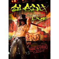 Slash:2011故鄉演唱會 Slash: Made in Stoke 24/7/11 (DVD) 【Evosound】