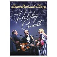 「彼得、保羅與瑪莉」三重唱:假期演唱會 Peter, Paul and Mary: The Holiday Concert (DVD) 【Evosound】 0