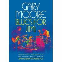 蓋瑞.莫爾:吉米漢醉克斯致敬演唱會 Gary Moore: Blues For Jimi (DVD) 【Evosound】 0