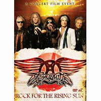 史密斯飛船:太陽升起的搖滾 Aerosmith: Rock For The Rising Sun (DVD) 【Evosound】