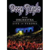 深紫色樂團:維洛納圓形劇場演唱會 Deep Purple & Orchestra: Live In Verona (DVD) 【Evosound】 - 限時優惠好康折扣