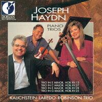 海頓的鋼琴三重奏 Haydn Piano Trios (CD)【Dorian】 0