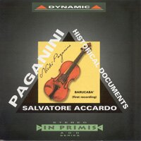 帕格尼尼:名琴的故事 – 加農砲 Nicolo Paganini: Historical Documents (CD)【Dynamic】 0