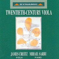 20世紀中提琴名曲 Twentieth-century Viola (CD)【Dynamic】 0