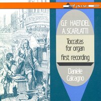 管風琴觸技曲集 HANDEL / A. SCARLATTI: Toccatas for organ (CD)【Dynamic】 - 限時優惠好康折扣