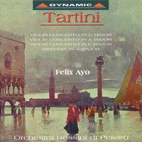 塔替尼:小提琴協奏曲 第一集 Giuseppe Tartini: Violin concertos (Vol. 1) (CD)【Dynamic】 - 限時優惠好康折扣