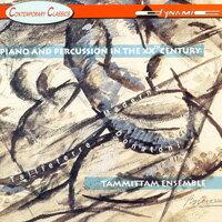 20世紀鋼琴與打擊樂名曲 Tammittam Ensemble: Piano and Percussion in the 20th century (CD)【Dynamic】 - 限時優惠好康折扣