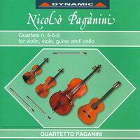 帕格尼尼:吉他四重奏4 Nicolo Paganini: Complete Quartets (Vol.4) (CD)【Dynamic】 - 限時優惠好康折扣