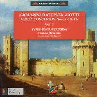 大師的禮讚 – 維歐提小提琴協奏曲全集3 G. Battista Viotti: Complete violin concertos (Vol.3) (CD)【Dynamic】 - 限時優惠好康折扣