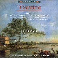 塔替尼:小提琴協奏曲 第三集 Giuseppe Tartini: Violin concertos (Vol. 3) (CD)【Dynamic】 - 限時優惠好康折扣