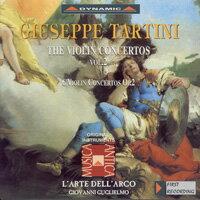 流浪小提琴家塔替尼:小提琴協奏曲全集2 Tartini: The Violin Concertos Volume 2 (2CD)【Dynamic】 - 限時優惠好康折扣