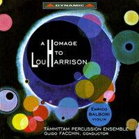 向盧.哈里森致敬 第一集 A Homage to Lou Harrison, Vol. 1 (CD)【Dynamic】 - 限時優惠好康折扣