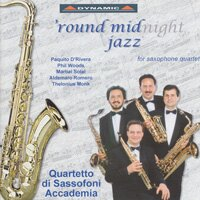 Round Midnight Jazz (CD)【Dynamic】 - 限時優惠好康折扣