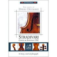 大衛.歐伊斯特拉夫:我最鍾愛的琴 The Violin Of David Oistrakh 'Stradivari Conte De Fontana 1702' (CD+Book+Poster)【Dynamic】 0