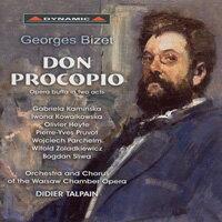 比才:歌劇《唐.波柯皮歐》 Bizet: Don Procopio (CD)【Dynamic】 - 限時優惠好康折扣