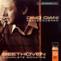貝多芬:鋼琴奏鳴曲全集 Beethoven: Piano Sonatas Nos. 1-32 (Complete) (9CD)【Dynamic】 0