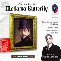 普契尼:蝴蝶夫人 Giacomo Puccini: Madama Butterfly (2CD)【Dynamic】 0