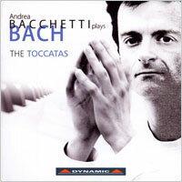 巴哈:觸技曲集 Andrea Bacchetti plays Bach:The Toccatas (CD)【Dynamic】 0