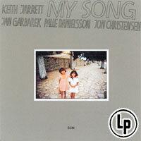 奇斯.傑瑞特歐洲四重奏:我的歌 Keith Jarrett European Quartet: My Song (Vinyl LP) 【ECM】 - 限時優惠好康折扣