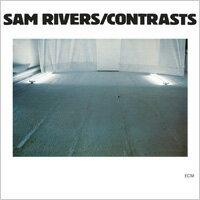 Sam Rivers: Contrasts (CD) 【ECM】 - 限時優惠好康折扣